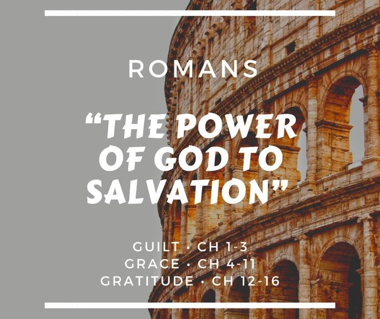the power of God to salvation